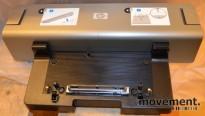 HP Docking til bærbar PC, HSTNN-109X, pent brukt