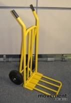 Sekketralle 250kg, gul farge, NY OG UBRUKT