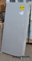 Ekstra 100x50cm hylleplater til Hupfer kjøleromshyller i aluminium, NY KUPPVARE