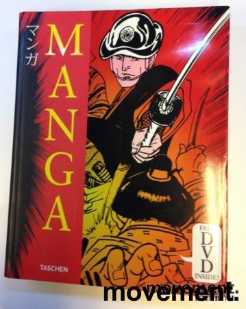 Bok: Manga, av Masanao Amano / Julius Wiedemann fra Taschen, pent behandlet bilde 1