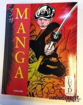 Bok: Manga, av Masanao Amano / Julius Wiedemann fra Taschen, pent behandlet
