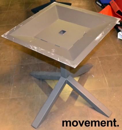 Lammhults FUNK Møtebord i grått, 2 delt, 280x140cm, pent brukt bilde 5