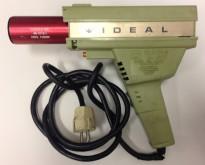 Kul retro 60/70talls varmluftpistol fra Ideal USA, pent brukt
