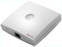 Polycom KIRK Wireless Server 300 og Polycom KIRK2010 Trådløs analog DECT-apparat, pent brukt