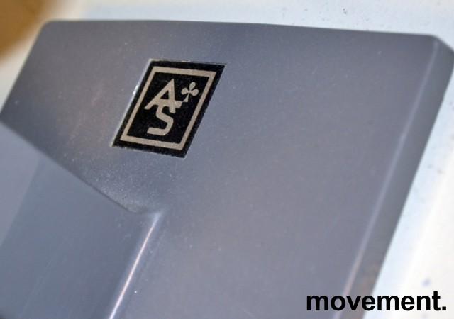 Rotoflex retro 70talls tysk bordvifte med gummiblader, pent brukt bilde 3