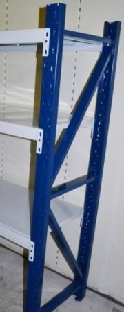 Gavlstige til mini pallereol, 183,5cm høyde, NY / UBRUKT bilde 1