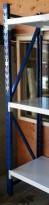 Gavlstige til mini pallereol, 240cm høyde, NY / UBRUKT