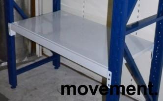 Hylleplate / bærejern til mini pallereol, 110,5x60cm, NY / UBRUKT bilde 1