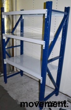 Hylleplate / bærejern til mini pallereol, 110,5x60cm, NY / UBRUKT bilde 2