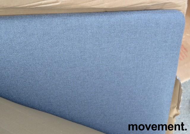 Bordskillevegg TAG fra EFG, i blågrått stoff. Ny i eske. bilde 1