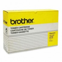Brother TN-01Y Yellow Gul toner, NY/UBRUKT