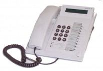 Ericsson Telefonapparat for MD110 telefonsentral, Dialog 3212, brukt