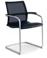 Konferansestol / møteromsstol fra Sedus, model Open Up, pent brukt