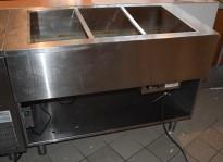 Matvarmer / Vannbad / Varmebad fra Electrolux, 120cm bredde, brukt