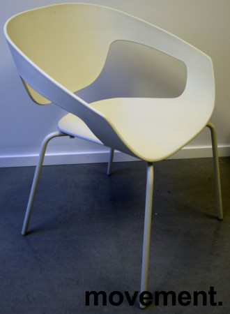 Morsomme loungestoler bes ksstoler ihvitt vad chair by - Casamania by frezza ...