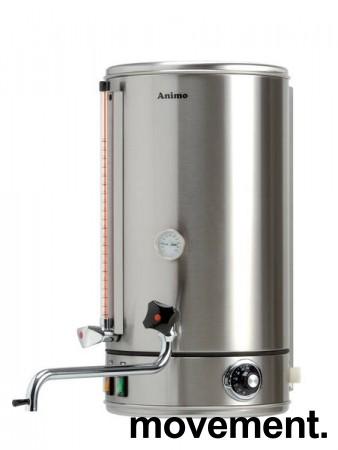 Animo WKI-10, 10 liters dispenser for kokende vann (vannkoker) for veggmontering og vanntilkobling, NY
