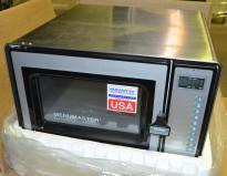 Amana Menumaster FS10EVP mikrobølgeovn for proffbruk, 60Hz-versjon for bruk på båt, FABRIKKNY