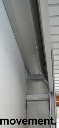 Rullegitter, elektrisk, 740cm bredde, for kantine eller bardisk, pent brukt bilde 5
