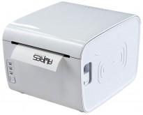 Lekker POS-skriver / kvitteringsskriver i hvitt fra Poslinge, modell ODP1000, USB/SER, pent brukt