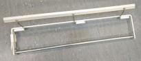Engströms vegghengt dispenser for innpakkingspapir, inntil 60cm brede ruller, pent brukt