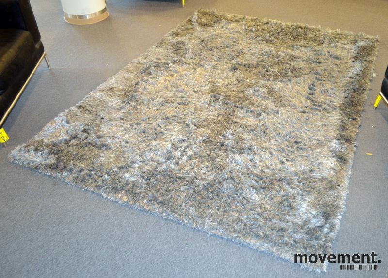 Fersk Lekkert teppe fra Bolia, Bossa grey240x170cm, ull og polyester JU-93