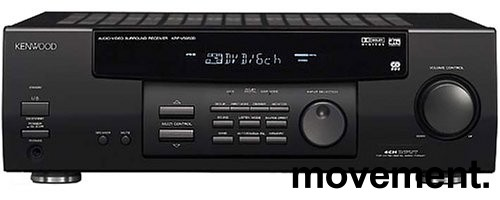Kenwood KRF-V5050D surround receiver, pent brukt bilde 1
