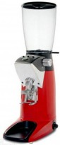 Kaffekvern / espressokvern - Compak K8 Fresh i knall rød, 2013-modell, pent brukt