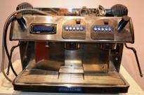 Metos espressomaskin Lux Control DT2 400V3N~, 2gruppers, pent brukt