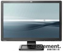 HP 22toms flatskjerm til PC, LE2201w, 1680x1050, VGA, pent brukt