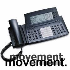 Telefonapparat for sentral: Aastra Office 45 i antrasittgrå, pent brukte bilde 1