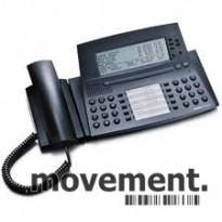 Telefonapparat for sentral: Aastra Office 45 i antrasittgrå, pent brukte