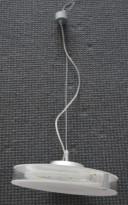 Taklampe / pendellampe fra Wever & Ducré, Ø=37cm, pent brukt