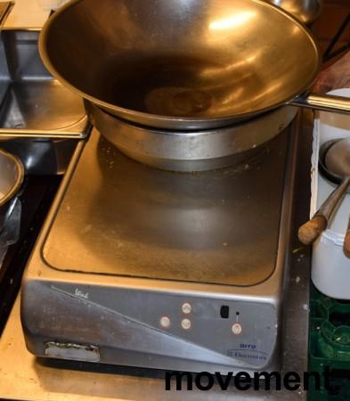 Electrolux induksjonswok for storkjøkken, bredde 40cm, pent brukt