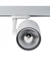 Spotlights for skinnesystem, Concord Beacon, LED-pære, pent brukte