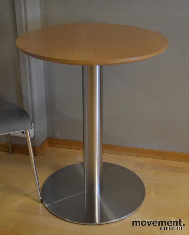 Lite, rundt bord, u00d8=60cm, pent brukt