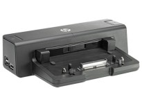 HP Dockingstasjon A7E32AA Docking Station, med 90W lader, pent brukt