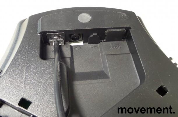 Konferansetelefon, Konftel 50, med minijack for bruk med mobil, pent brukt bilde 4