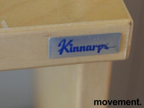 Kinnarps E-serie ringpermreol i bjerk, 4 høyder, bredde 80cm, høyde 164cm, pent brukt bilde 3