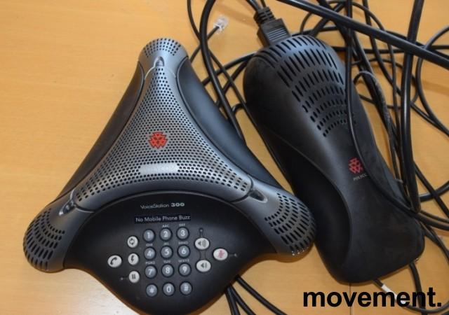 Konferansetelefon Polycom VoiceStation 300, pent brukt bilde 2