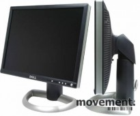 Dell 20toms 2001fp, LCD-skjerm med Video-inn, 1600x1200, VGA/DVI/S-VIDEO/USB pent brukt