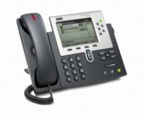 Cisco IP-telefon Unified IP-phone CP7961G-GE, pent brukt