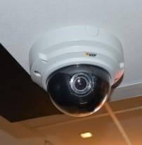 Axis dome IP-kamera P3354 12mm, 1280x960, pent brukt