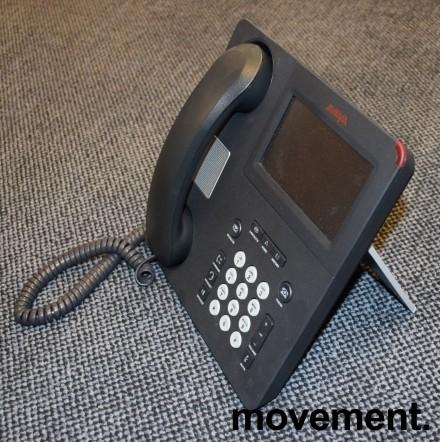 IP-telefon fra Avaya, modell IP Phone 9641G, pent brukt bilde 2