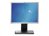 HP Flatskjerm for PC: HP 20toms, 1600x1200, LP2065, 2xDVI,USB,TILT,  pent brukt
