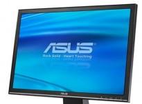 Flatskjerm: Asus 22toms VW222U, 1680x1050 widescreen, VGA/DVI, speaker, veggfeste, pent brukt