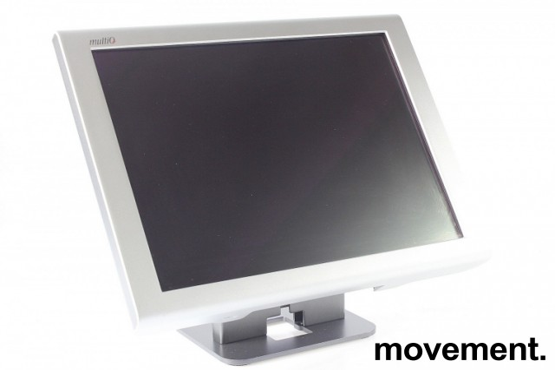 Flatskjerm til PC: MultiQ 15toms skjerm, MQ215 B-1, Solid industriskjerm, NY/UBRUKT I ESKE bilde 9