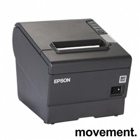 Epson TM-T88V Kvitteringsskriver / bongskriver USB/SERIELL, NY/UBRUKT I ESKE bilde 1