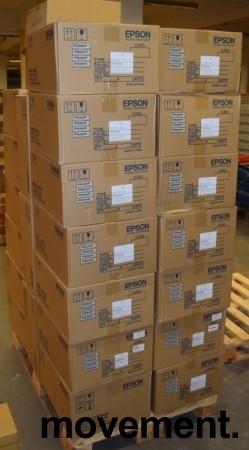 Epson TM-T88V Kvitteringsskriver / bongskriver USB/SERIELL, NY/UBRUKT I ESKE bilde 2