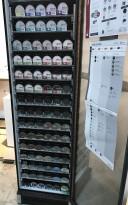 Snuskjøleskap, 60cm bredde, 60cm dybde, 200,5cm høyde, pent brukt