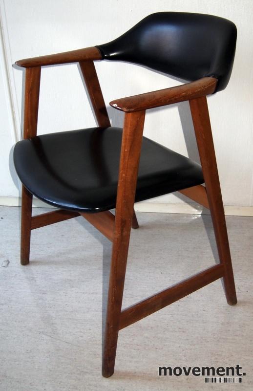 Norsk vintage design: Hilton stolen avOlav Sten Hødnebo